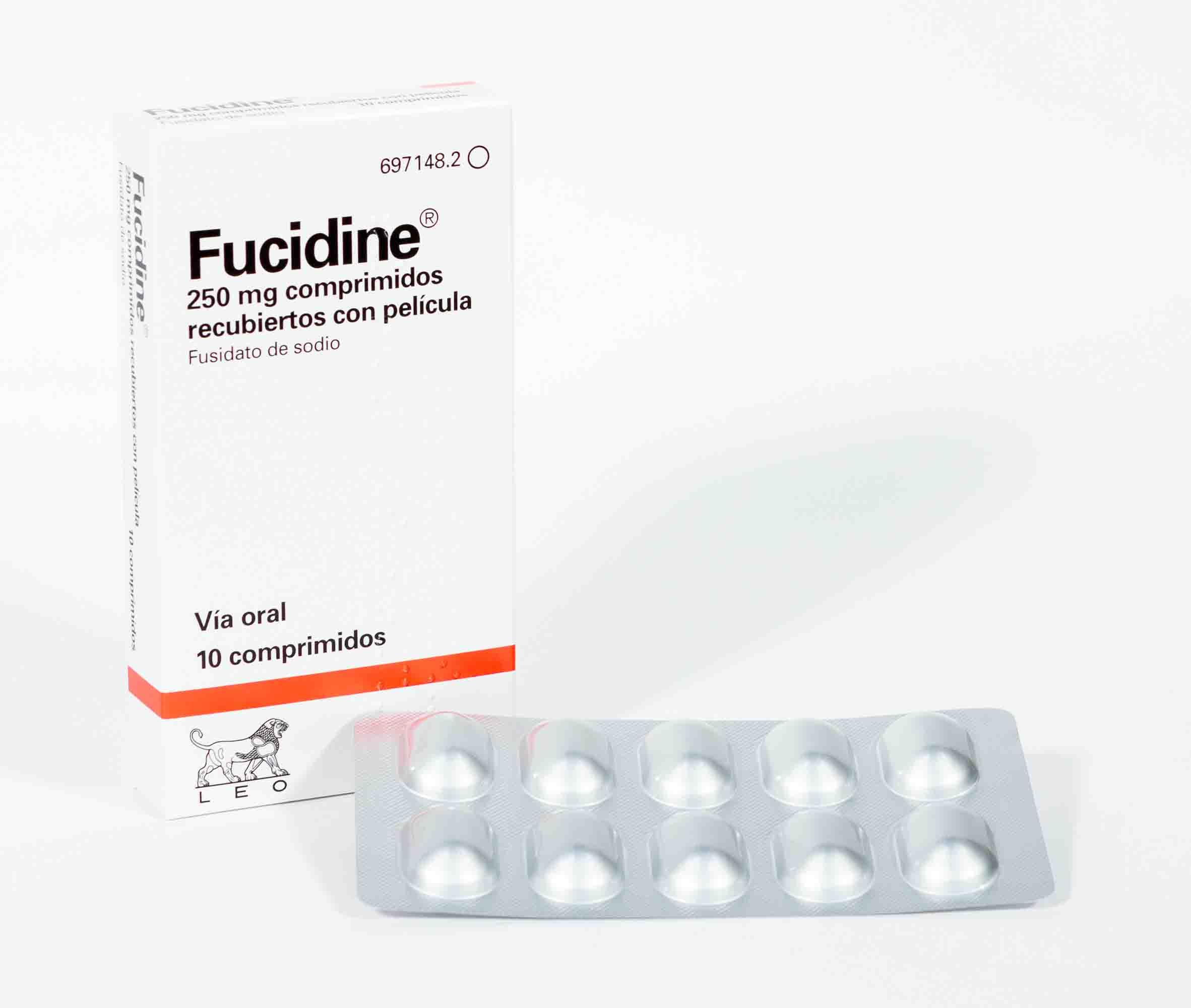 Fucidine 250 mg - Carabiens le Forum